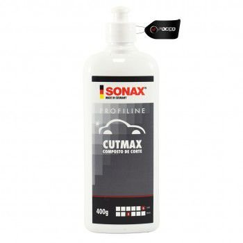 Cutmax 400g Sonax
