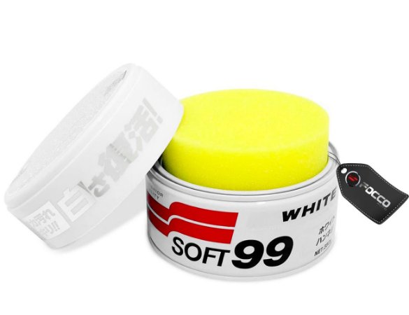 WHITE WAX 350G SOFT99