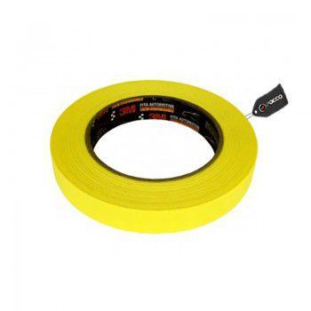 Fita Crepe Amarela 18x40 3M