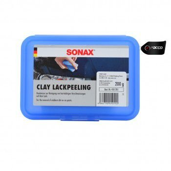 Clay Lackpeeling 200g Sonax