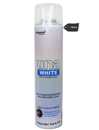 UNA WHITE SYNTHETIC WAX 400ML ALCANCE
