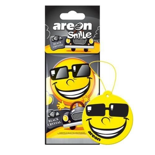 ARO SMILE SECO BLACK CRYSTAL AREON
