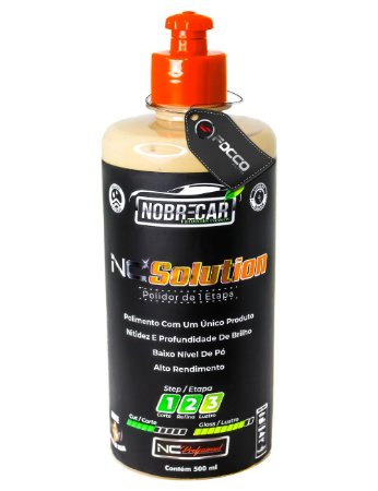 SOLUTION 500ML NOBRE CAR