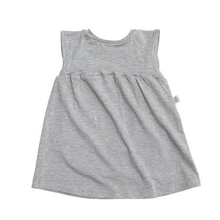 Body vestido viscose mescla
