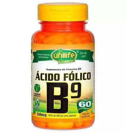 Ácido fólico B9
