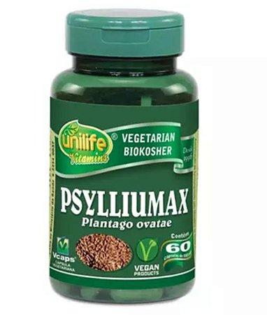 Psylliumax - plantago ovatae - 60 cápsulas