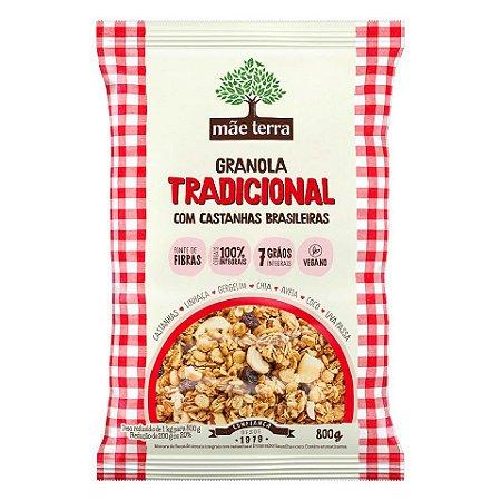 Granola 7 grãos veg - mãe terra