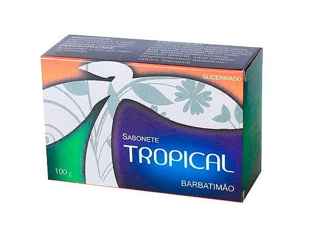 Sabonete BARBATIMÃO - barra