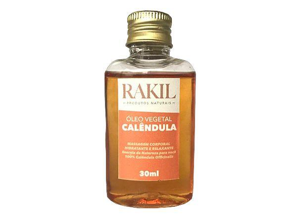 Óleo vegetal Calêndula