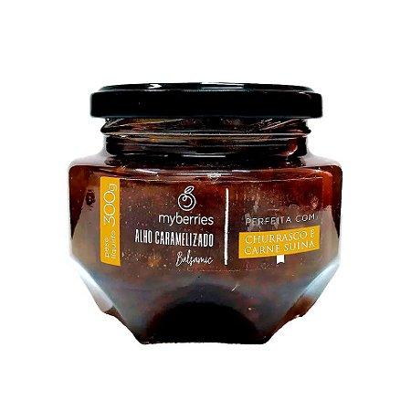 Geleia de Alho Caramelizado Myberries 300g