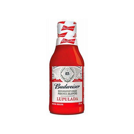 Molho de Pimenta Jalapeño Lupulada Budweiser
