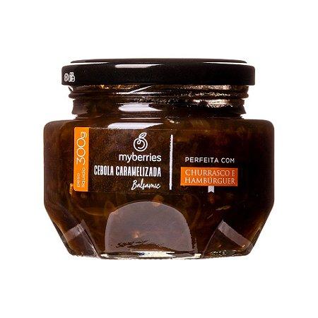 Geleia de Cebola Caramelizada Myberries 300g