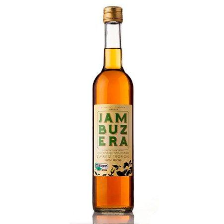 Cachaça Orgânica Jambuzera Envelhecida no Carvalho