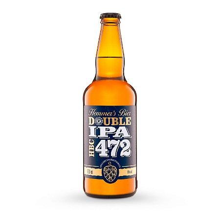 Cerveja Hemmer Double IPA HBC 472 - 500ml