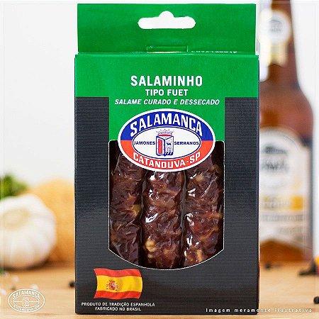 Salaminho Tipo Fuet Curado e Dessecado 200g