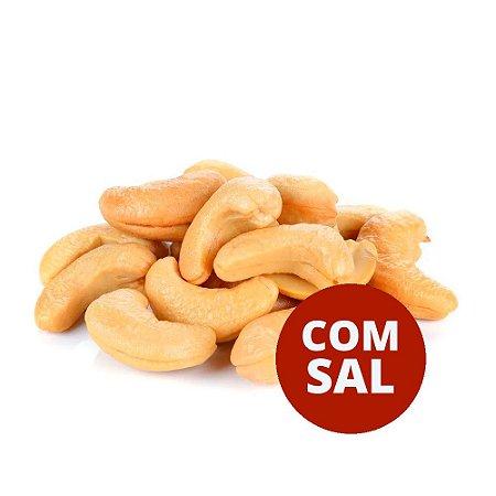 Castanha de Cajú Torrada e Salgada Premium