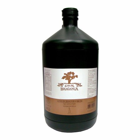 Azeite Casa de Bragança EV 0,2% - Bombona de 3 Litros
