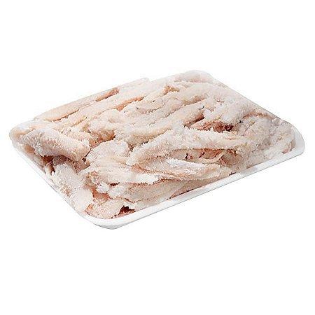 Lascas Bacalhau Salgado Cod Macro Porto Limpo 1kg