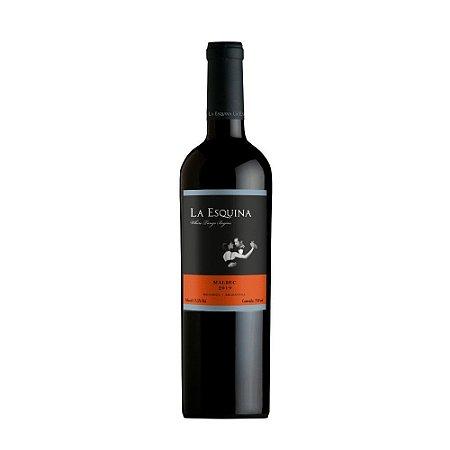 Vinho La Esquina Malbec 2019