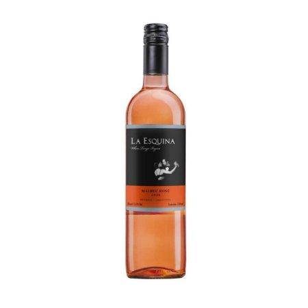 Vinho La Esquina Malbec Rose 2020