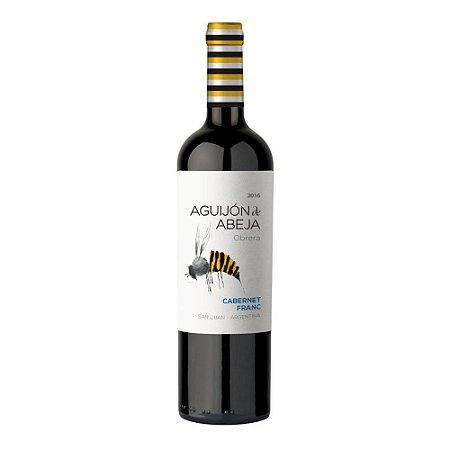 Vinho Aguijón de Abeja Cabernet Franc 2018