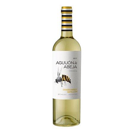 Vinho Branco Aguijón de Abeja Chardonnay Semillon