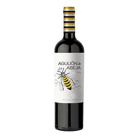 Vinho Aguijón de Abeja Reina Cabernet Franc 2015