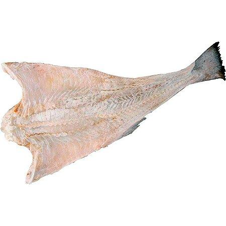 Bacalhau Gadus Morhua Norge Legítimo Porto Inteiro e Salgado