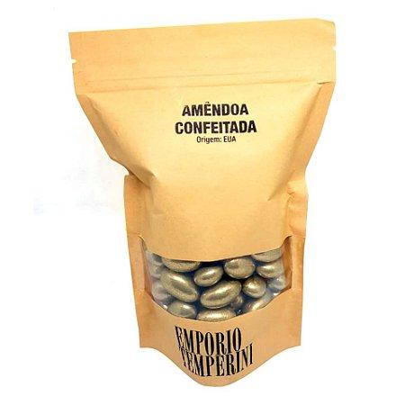 Amêndoas Douradas Confeitadas Premium 500g