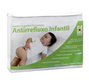 Travesseiro Ortopédico Antirrefluxo Infantil - Copespuma