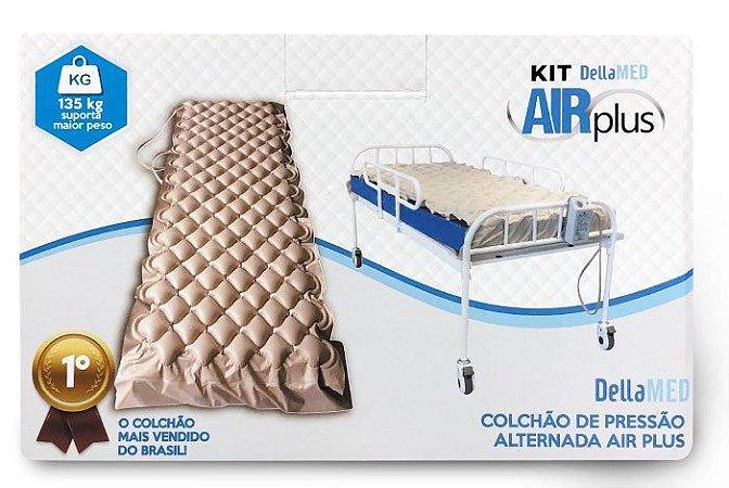 Colchão Pneumático Antiescaras Air Plus - DellaMed