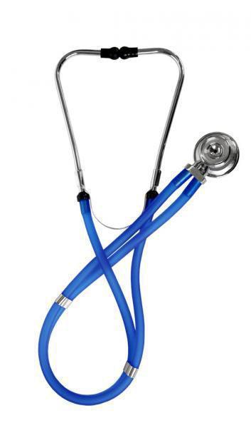 Estetoscópio Rappaport ER100 Azul - Incoterm