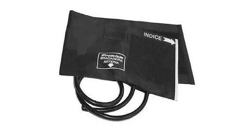 Braçadeira para Aparelho de Pressão Arterial Adulto Velcro Nylon - Premium