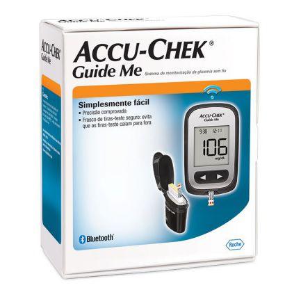 Monitor de Glicemia Accu-chek Guide ME - Roche