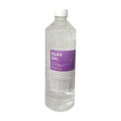 Álcool Gel Antisséptico Suavgel 70% (500ml) - Fortsan