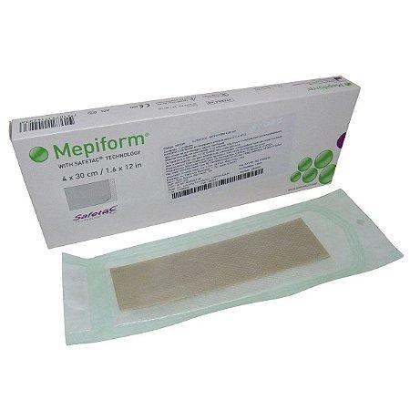 Curativo Mepiform de Silicone (4cm x 30cm) - Molnlycke