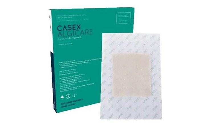 Curativo de Alginato de Cálcio e Sódio (10cm x 10cm) - Casex