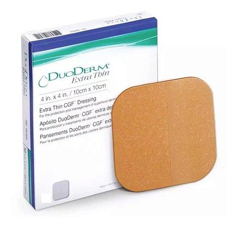 Curativo Hidrocoloide DuoDerm Extrafino Estéril (10cm x 10cm) - Convatec