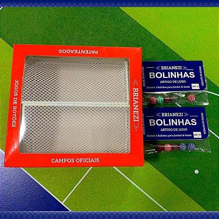 COMBO - Traves + 10 bolinhas