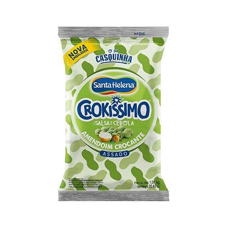 Crokissimo Amendoim Crocante Salsa E Cebola 1,01 kg Pacote
