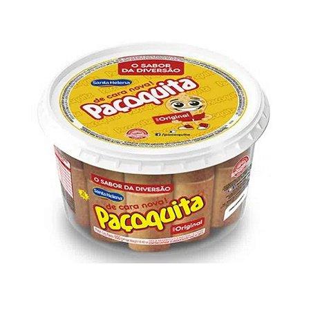 Pacoquita Rolha Desembalada Pote de 550g - 25 Unid