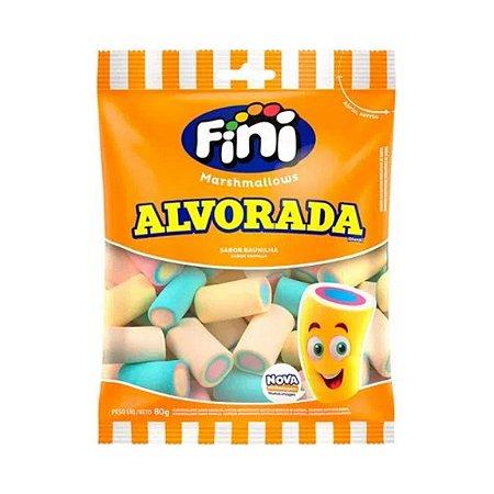Marshmallow Alvorada 80g - Fini