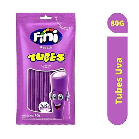 Bala Tubes Uva 80g - Fini