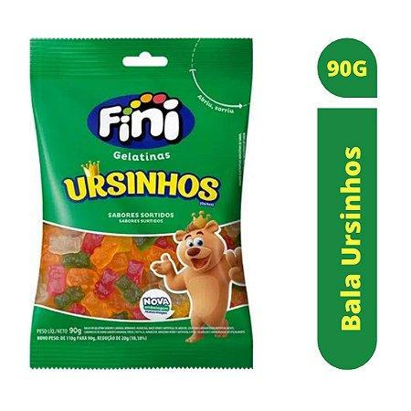 Bala Ursinhos 90g - Fini