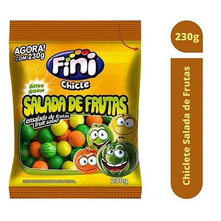 Chiclete Salada de Frutas 230g - Fini