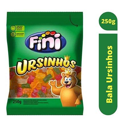 Bala Ursinhos 250g - Fini