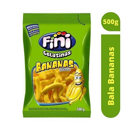 Bala Bananas 500g - Fini
