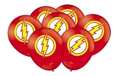 Balão Bexiga Flash - 25uni