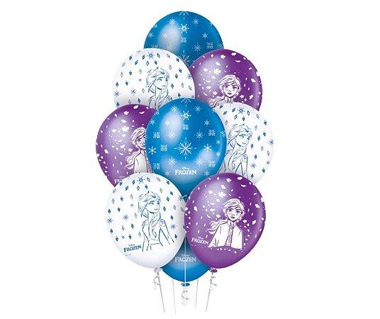 Balão Bexiga Frozen 2 Premium