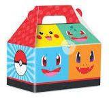 Caixa Surpresa Maleta Pokemon - Junco 8 Unidades
